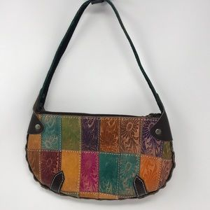 Leather Handcrafted Purse